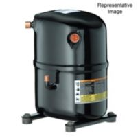 Factory Authorized Parts™ - Bristol Reciprocating Hermetic Compressor, A/C & H/P Duty, 208/230-1-60, R22, 9.6 RLA, 24,200 BTU