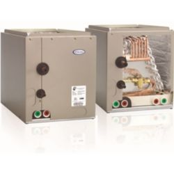 Advanced Distributor Products® - 5 Ton HE Series Evaporator Coil, Left-Hand, Cased, R-410A