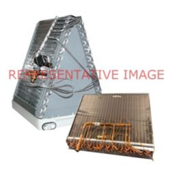 """Advanced Distributor Products® - 80566914 3 Ton Aluminum Vertical """"A"""" Coil with R410A AC TXV"""