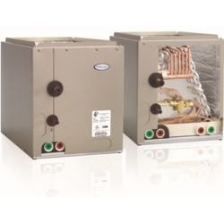 Advanced Distributor Products® - 2 Ton HE Series Evaporator Coil, Left-hand, Cased, R-410A