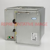 "HE Series Evaporator Coil Upflow/horizontal  21.0"" width Cased, painted  R-410a"
