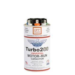AmRad Engineering, Inc. - Turbo 200 Multi-Cap Up To 67.5 Mfd Capacitor 370/440V