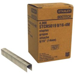 Stanley Black and Decker - STCR50199/16-4M - STCR50199/16-4 STPL,5019,7/16CN,9/16 4000 ct
