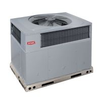 Bryant® Legacy™ - 2 1/2 Ton, 14 SEER, 60,000 Btuh, Residential Packaged Gas Heat & Electric Cooling Unit