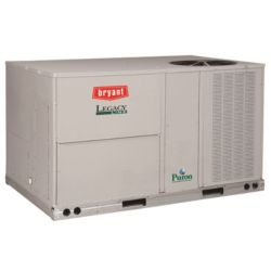Bryant® Legacy™ - 10 Ton, 224,000 Btuh, Packaged Rooftop Gas Heat & Electric Cooling Unit, 2 Stage (208/230-3-60)