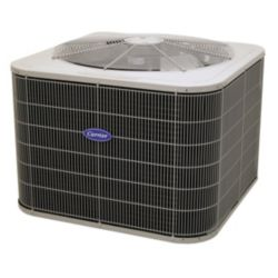 Carrier® Comfort™ - 2.5 Ton, 14 SEER, Residential Air Conditioner Condensing Unit