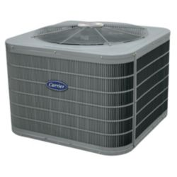 Carrier® Performance™ - 1.5 Ton, 16 SEER, Residential Air Conditioner Condensing Unit