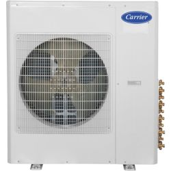 Carrier® Infinity™ Ductless 36000 Btu Heat Pump 4 Zone 208/230-1 (Matches 40GRQ and GJQ)