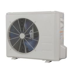 Ductless 9000 Btu Heat Pump Single Zone w/ Basepan Heater 208/230-1 (Matches 40M 619PE/RE)