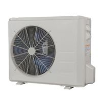 Ductless 12,000 Btuh Heat Pump Single Zone w/ Basepan Heater 115-1 (Matches 40MAQ, 40MBQ, 619PAQ)