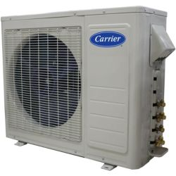 Carrier® Performance™ Ductless 18,000 Btu Heat Pump 2 Zone 208/230-1 (Matches 40MAQ and 40MBQ)