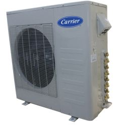 Carrier® Performance™ Ductless 36,000 Btu Heat Pump 4 Zone 208/230-1 (Matches 40MAQ and 40MBQ)