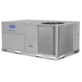 carrier weathermaker 4 ton 14 seer packaged rooftop gas heat electric cool unit 208 230. Black Bedroom Furniture Sets. Home Design Ideas