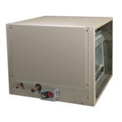 "2 Ton Evaporator N Coil, Cased, Horizontal, Painted, 17"" Width (Aluminum)"