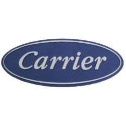 Carrier Plastic Logos (CA and CH Models)