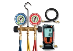 HVAC Supplies: Gauges & Accessories