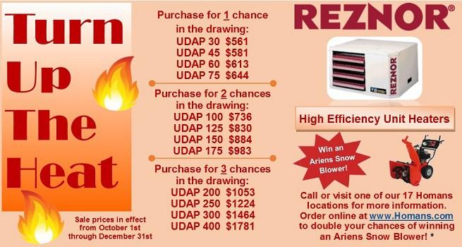 Reznor - Turn Up The Heat