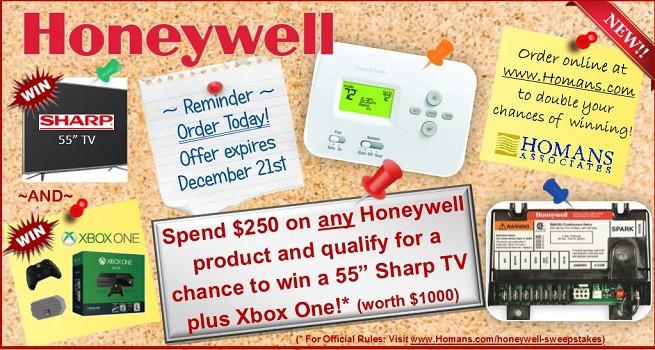 Honeywell Promotion