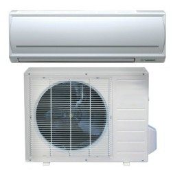 Ductless Heat Pumps: Residential