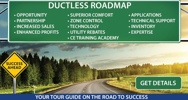 Ductless Roadmap
