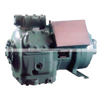 Carlyle - A/C Duty Semi-Hermetic Compressor, 208/230/460-3-50/60 (460v Across-The-Line Only), 40 HP 6 Cylinder
