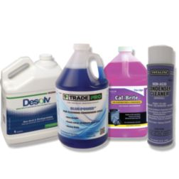 Chemicals and Cleaners