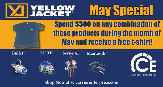 May Promotion