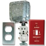 Plugs, Receptacles & Covers