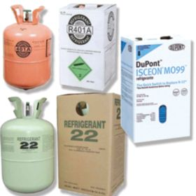 Refrigerant and Oils