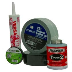 Duct Sealers, Tapes & Adhesives