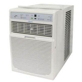 Comfort aire cd 101 10 000 btu slider casement window for 13 inch casement window air conditioner