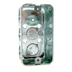 DiversiTech® - 620-200  Utility Box, 1-1/2 Deep,1/2 KO