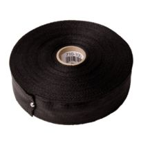 "Duct Strap, Woven, 1 3/4"" X 100 Yards, Black"