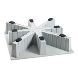 "DiversiTech® - HP3636-8 36"" x 36"" x 8"" Heat Pump Pad™"