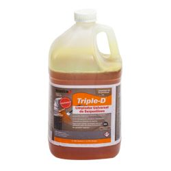 DiversiTech® - TRIPLE-D - Triple-D™, Concentrate Coil Cleaner - 1 Gallon Container