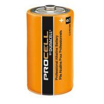 Batteries - PC1300 - Duracell ProCell 1.5V D Alkaline