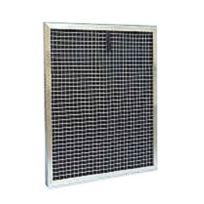 "Dust Fighter® 90 16"" x 25"" x 1"" Anti-Microbial Media Air Filter"