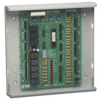 2 Straight/2 Stage, 3 Zones Cooling Control Panel