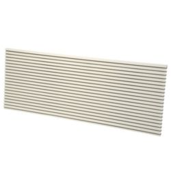 First America - PTAC Architectural Aluminum Grille - White