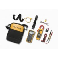 Fluke Corporation - 4296029 - -116/323 Kit, Hvac Multimeter And Clamp Meter Combo Kit