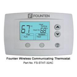 Founten - FS-STAT-32AC  Wireless communicating thermostat