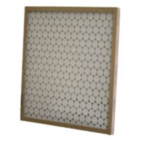 "Glasfloss® 20"" x 22"" x 1""  Fiberglass Heavy Duty Disposable Panel Filter with Metal Grids"