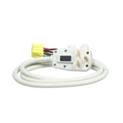 Gree - ETAC II Power Cord for Universal Heater - Produces 5 KW Heat - 230V 30 Amp