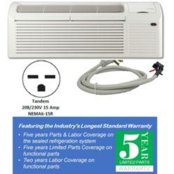Gree ETAC II System with Cord - Heat/Cool 12,000 Btu 2.45 KW Heat