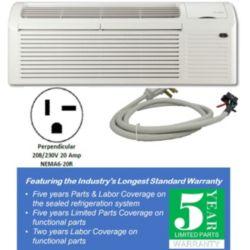 Gree ETAC II System with Cord - Heat/Cool 12,000 Btu 3.45 KW Heat