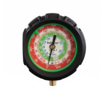 hilmor - 1839093 - 80mm Analog Gauge R22-404A-410A High