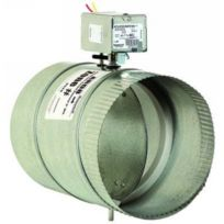 "Automatic Round Damper 16"", for HVAC"