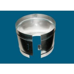 "5"" Snap-Together Flex Duct Coupling"