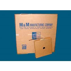 "M&M - RD-HS24R - 1"" x 200' 24 ga. Hanger Strap"