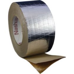 Nashua® - FSK Foil-Skrim-Kraft Insulation Seaming Tape 72 mm x 50 yd.